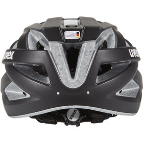 UVEX I-VO CC Kask rowerowy, black mat